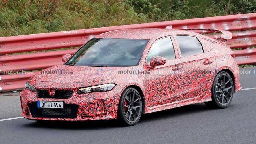 Először bukkant fel a Nordschleifén az új Honda Civic Type R, már hangolnak a rekorddöntésre?