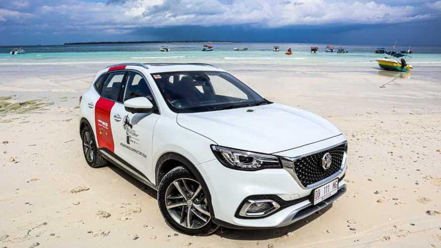 Mobil Pintar MG HS i-SMART Menerjang Indahnya Alam Sulawesi