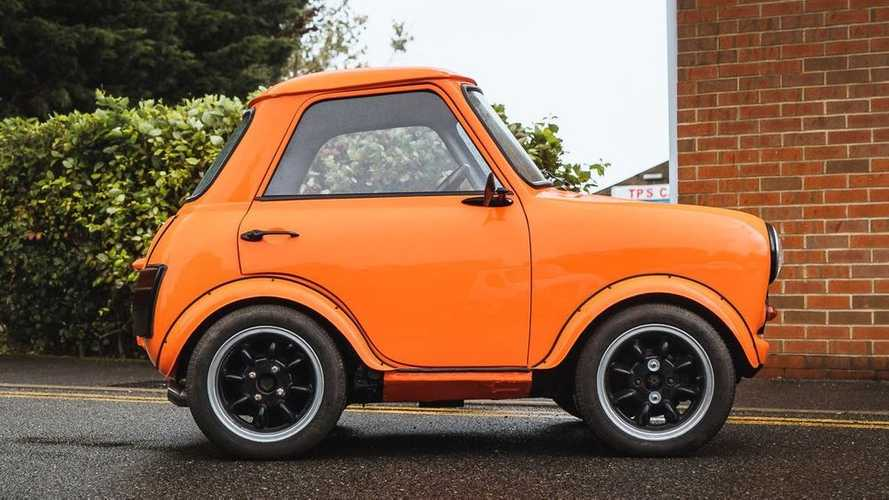 Morris Mini 1000 Shorty Is Mega Cute And For Sale