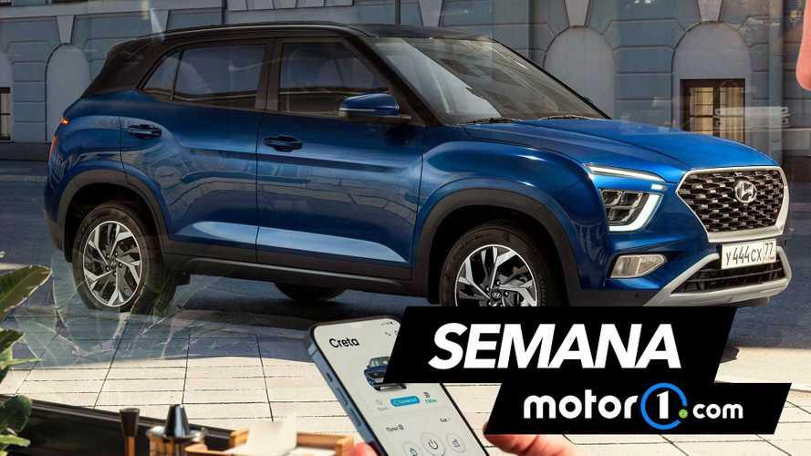 Semana Motor1.com: Novo Creta, Montana e importados mais baratos