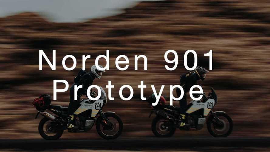 Husqvarna Keeps Teasing Us With Newest Norden 901 Prototype Video
