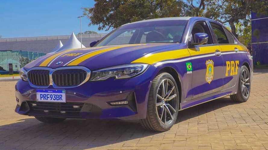 La policía brasileña utilizará los coches de los criminales