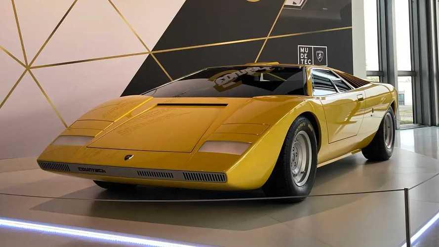 Terkuak, Desainer Lamborghini Countach Tak Setuju Adanya Remake