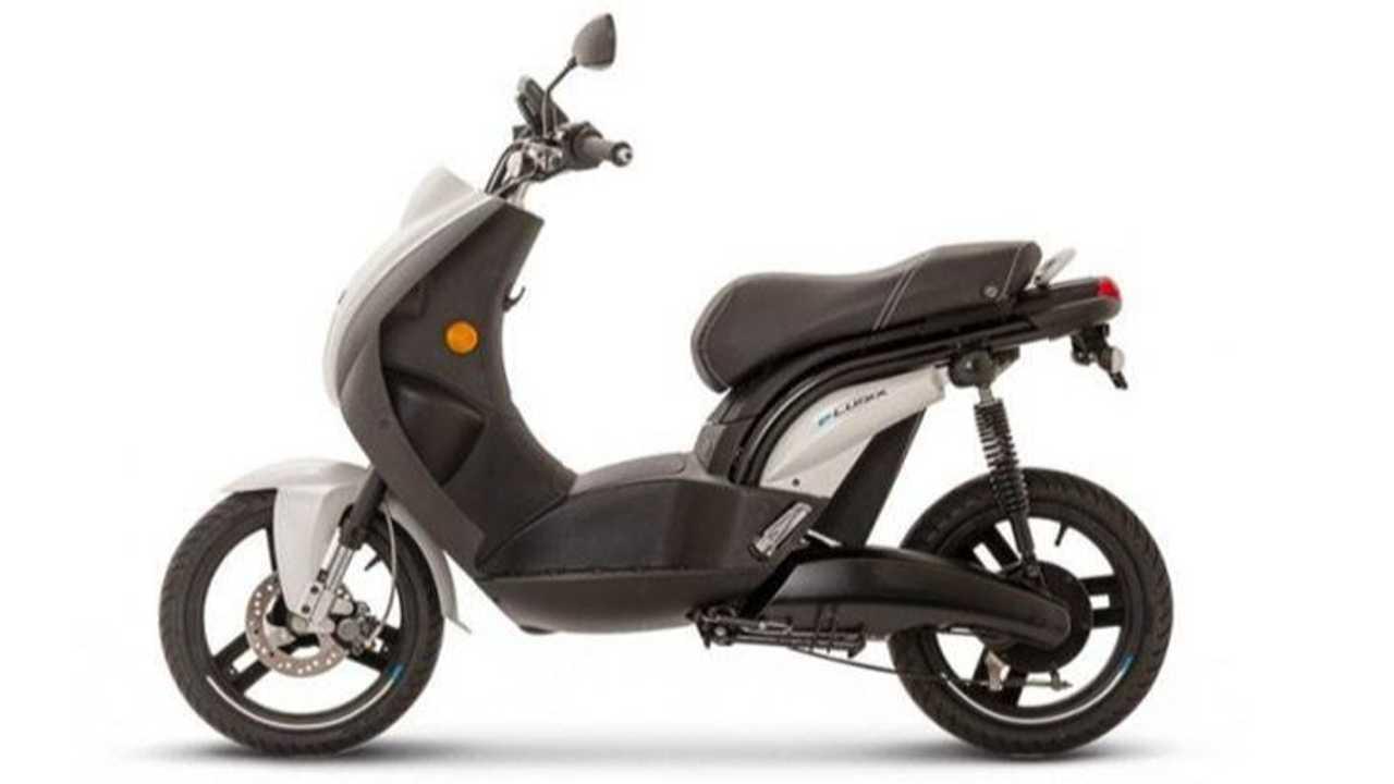 Peugeot e-Ludix Scooter