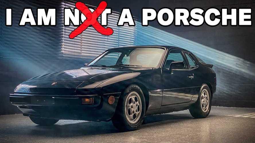 Porsche 924 Awalnya Bukanlah Porsche, Bagaimana Bisa?