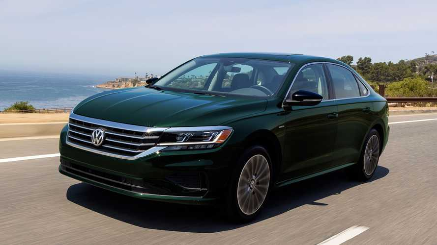 2022 VW Passat Limited Edition Marks The End Of US Production