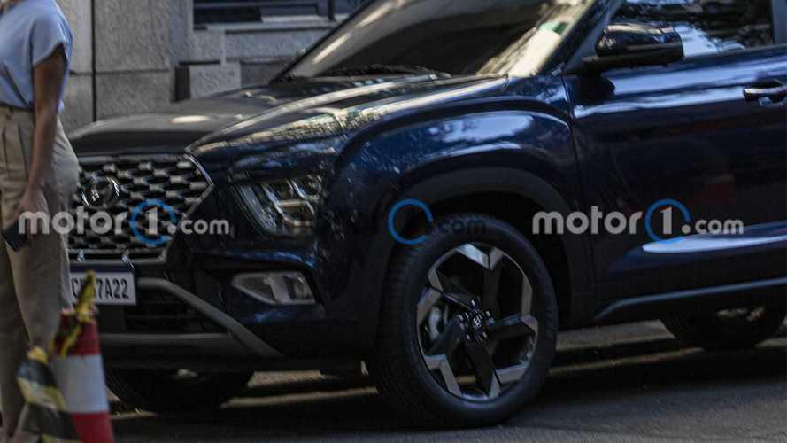 Flagra: Novo Hyundai Creta 2022 nacional revela design exclusivo