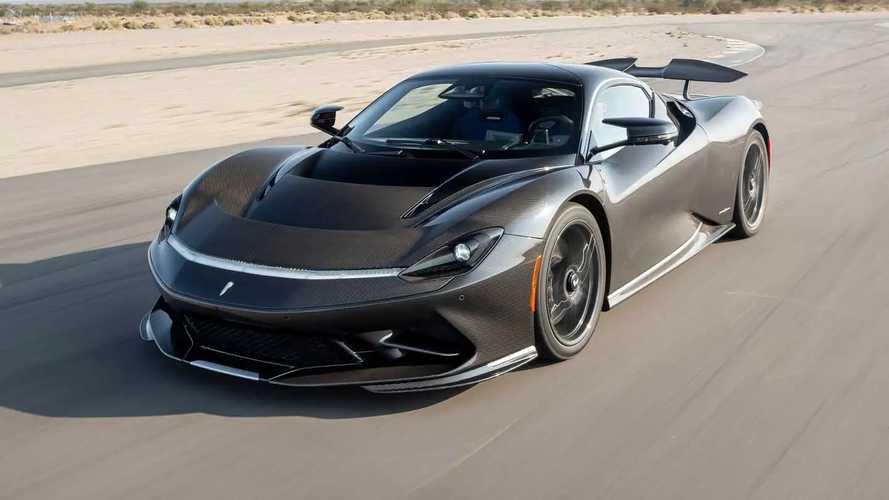 Pininfarina Battista: Elektro-Supersportler mit 1.900 PS im Test