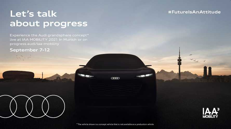 Audi Grandsphere Concept Debuts Today: See The Livestream