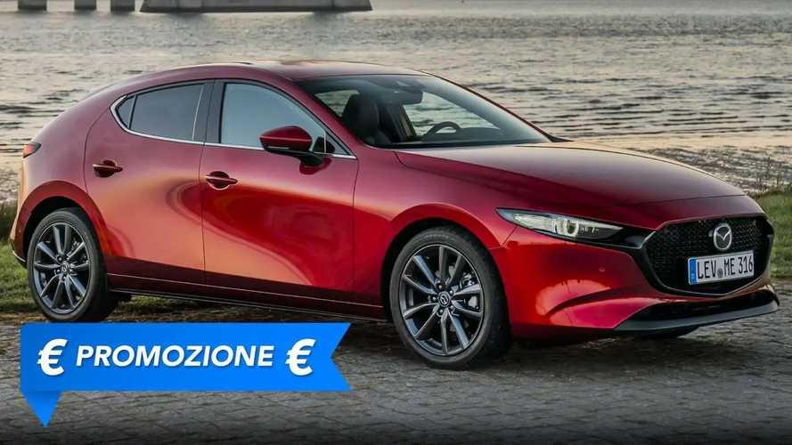 Promozione Mazda3, perché conviene e perché no