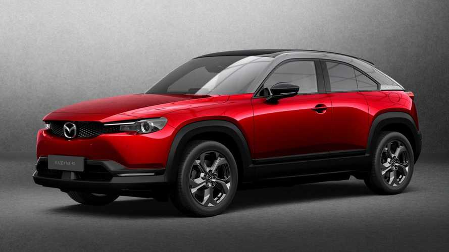 2022 Mazda MX-30 Is The Brand's Cheapest Car To Lease