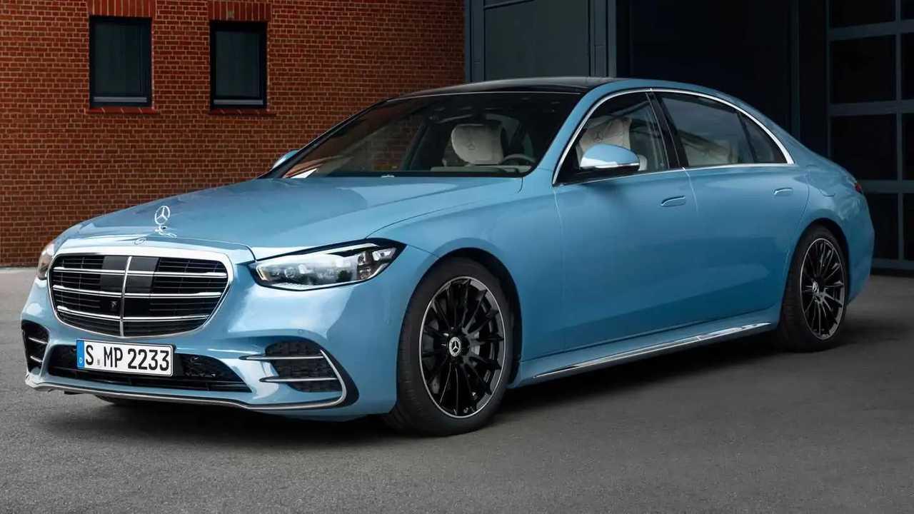 Mercedes S-Class Manufaktur