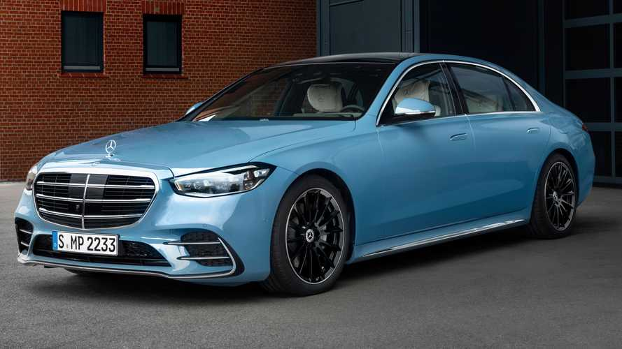 Mercedes Extends Customization For High-End Models With Manufaktur Options