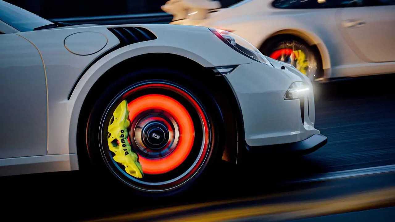 Brembo Porsche 911 GT3 RS