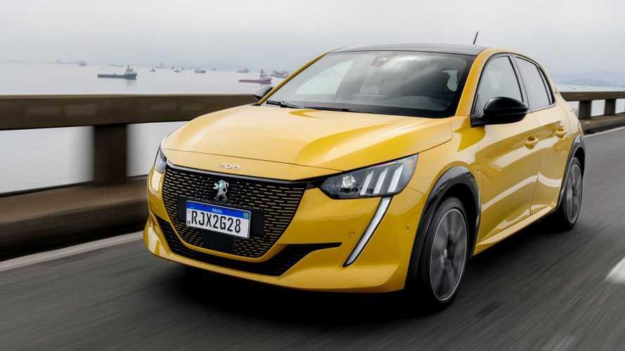 Novo Peugeot e-208 GT é lançado no Brasil por R$ 244.900