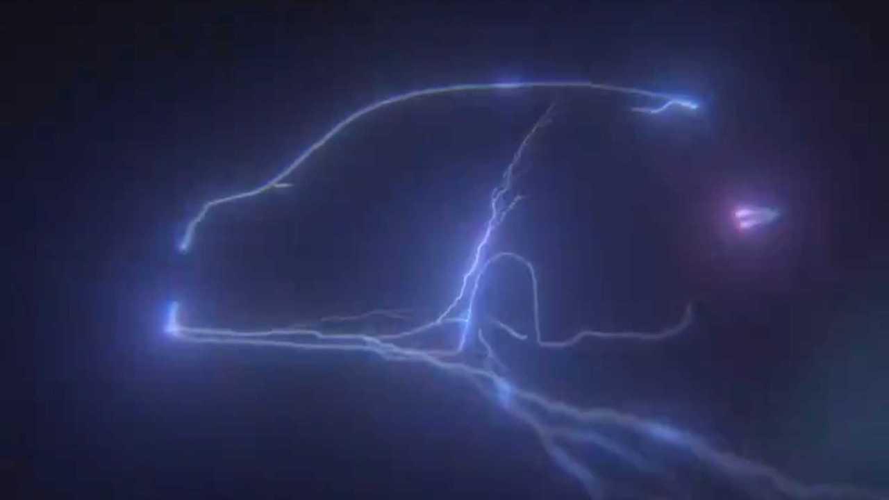 Nissan Electric LCV World EV Day Debut Teaser