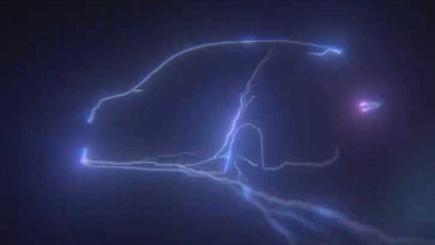 Teaser Van Listrik Baru Nissan Beredar Jelang Hari EV Dunia