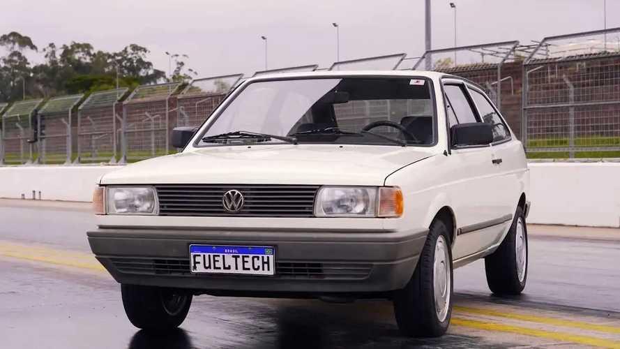Clásico y con aspecto de GTI: así es este eléctrico de Volkswagen