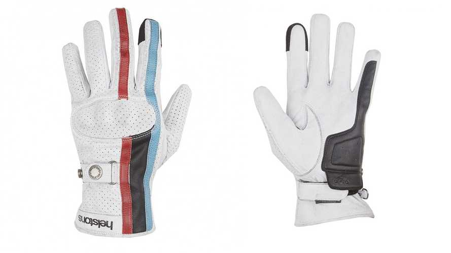 Helstons Gives You Vintage Ventilation With Its Eagle Air Gloves