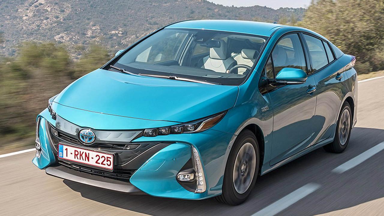 Platz 2: Toyota
