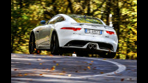 Drive in Italy, con Jaguar tra le curve della Futa-Raticosa [VIDEO]