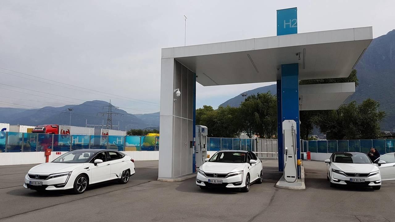 Honda e Toyota, l'idrogeno è una soluzione per la mobilità del futuro
