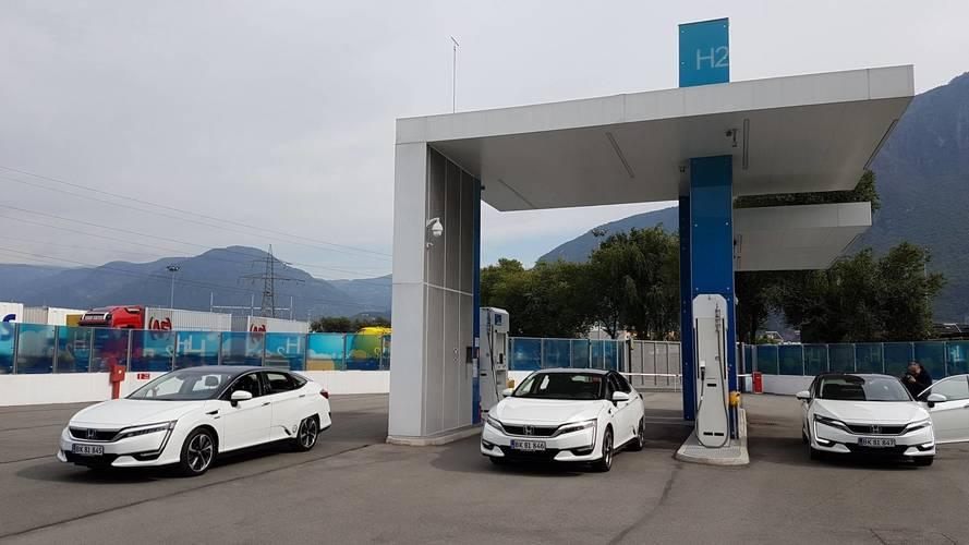 Honda e Toyota, l'idrogeno per l'auto del futuro