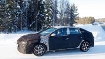 Hyundai i30 N Fastback spy photo