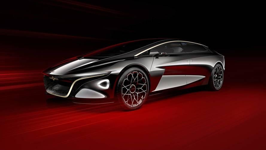 Lagonda devrait d'abord lancer un SUV