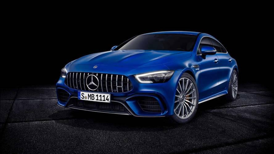 Mercedes-AMG GT'nin en kullanışlı modeli Türkiye'de