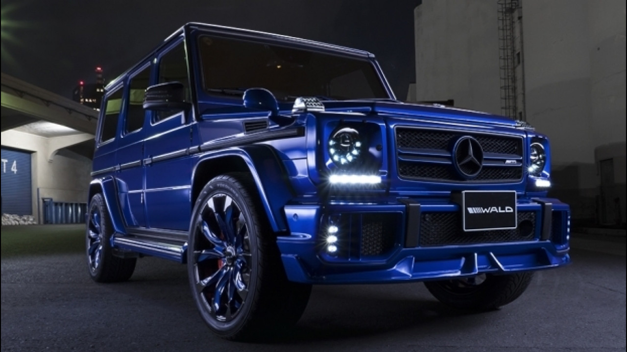[Copertina] - Mercedes-AMG G 63 by Wald, il