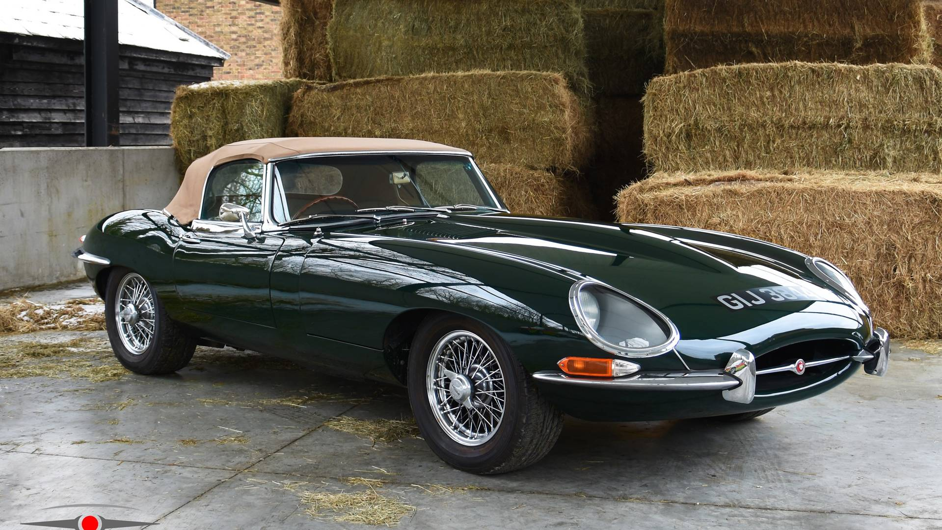 Jaguar E Type >> Cok Nadir Bu Jaguar E Type Satista