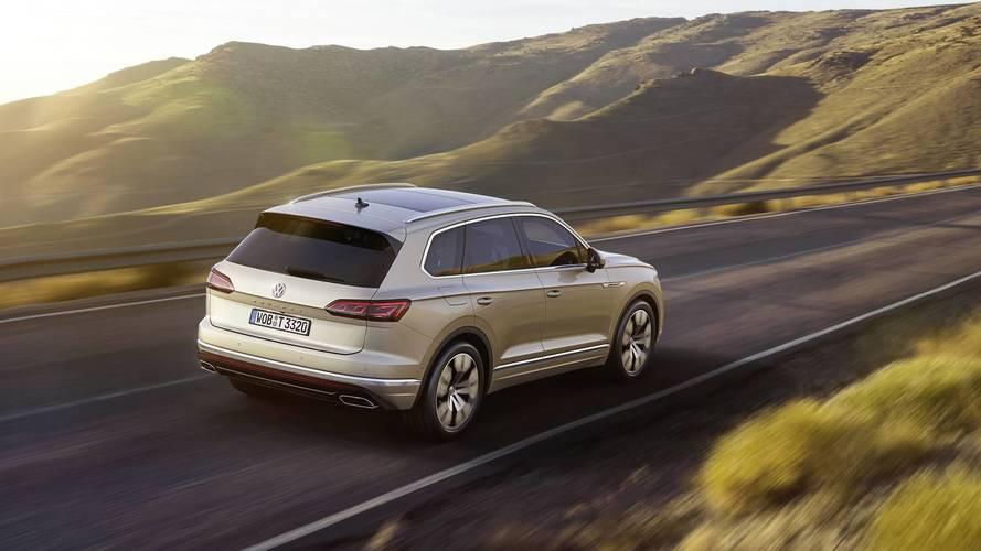 Descubre los precios del Volkswagen Touareg 2018