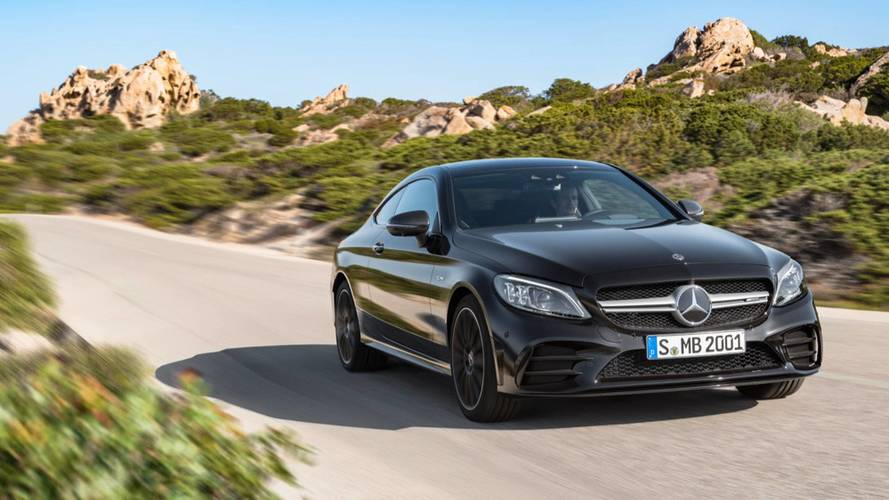 Mercedes-AMG C 43 4MATIC Coupé 2018
