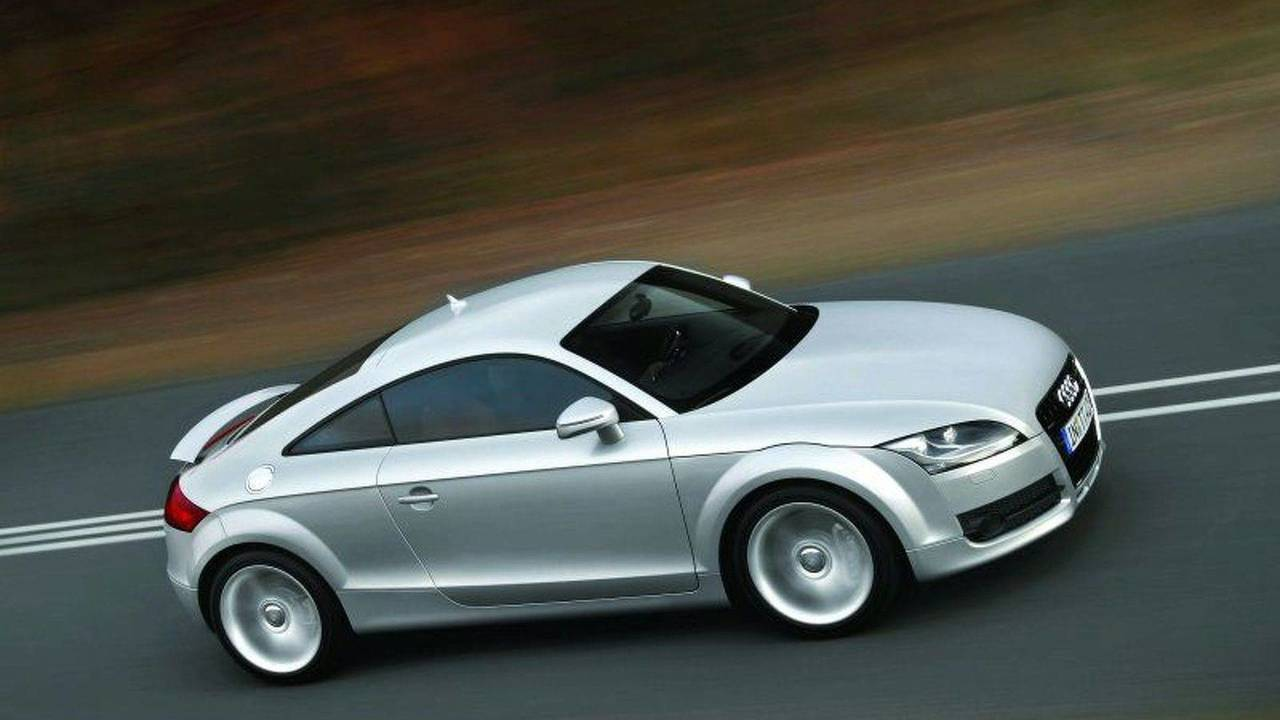 2007 World Car Design of the Year: Audi TT