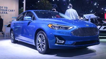 Ford Fusion 2019 estreia facelift e perde motor 2.0 turbo