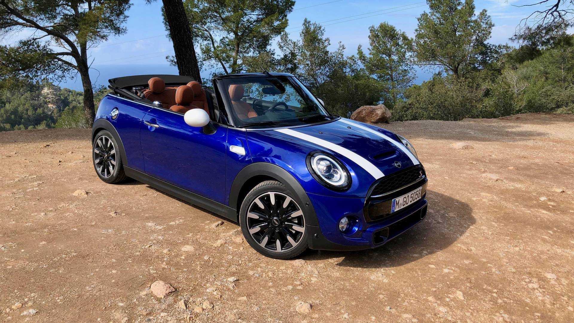 2018 Mini Cooper S Convertible First Drive Customisation King