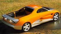 1998 Bertone BMW Pickster konsepti