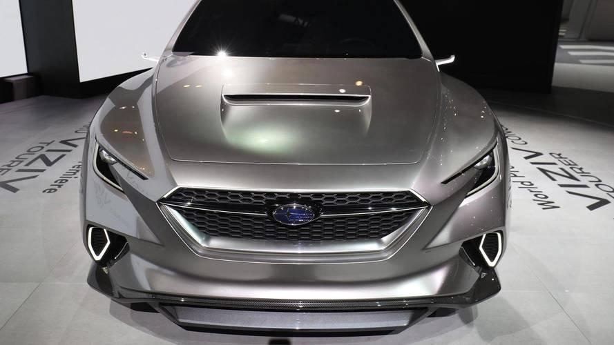 Subaru'dan yeni ateşli bir hatchback modeli mi geliyor?