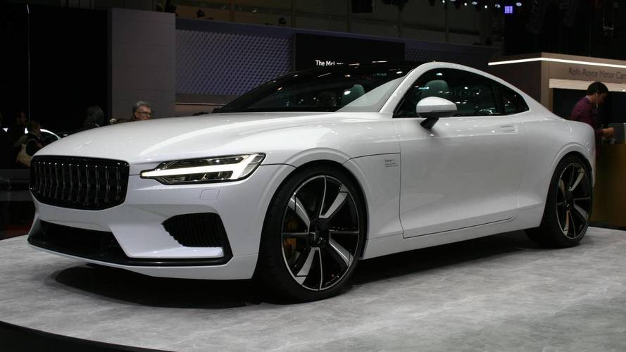 Take A Closer Look At The Polestar 1 At Its European Premiere