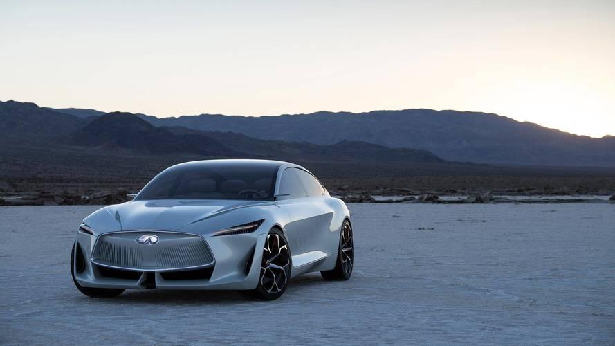 Nissan ve Infiniti ikilisi, Detroit'te yeni bir model tanıtabilir