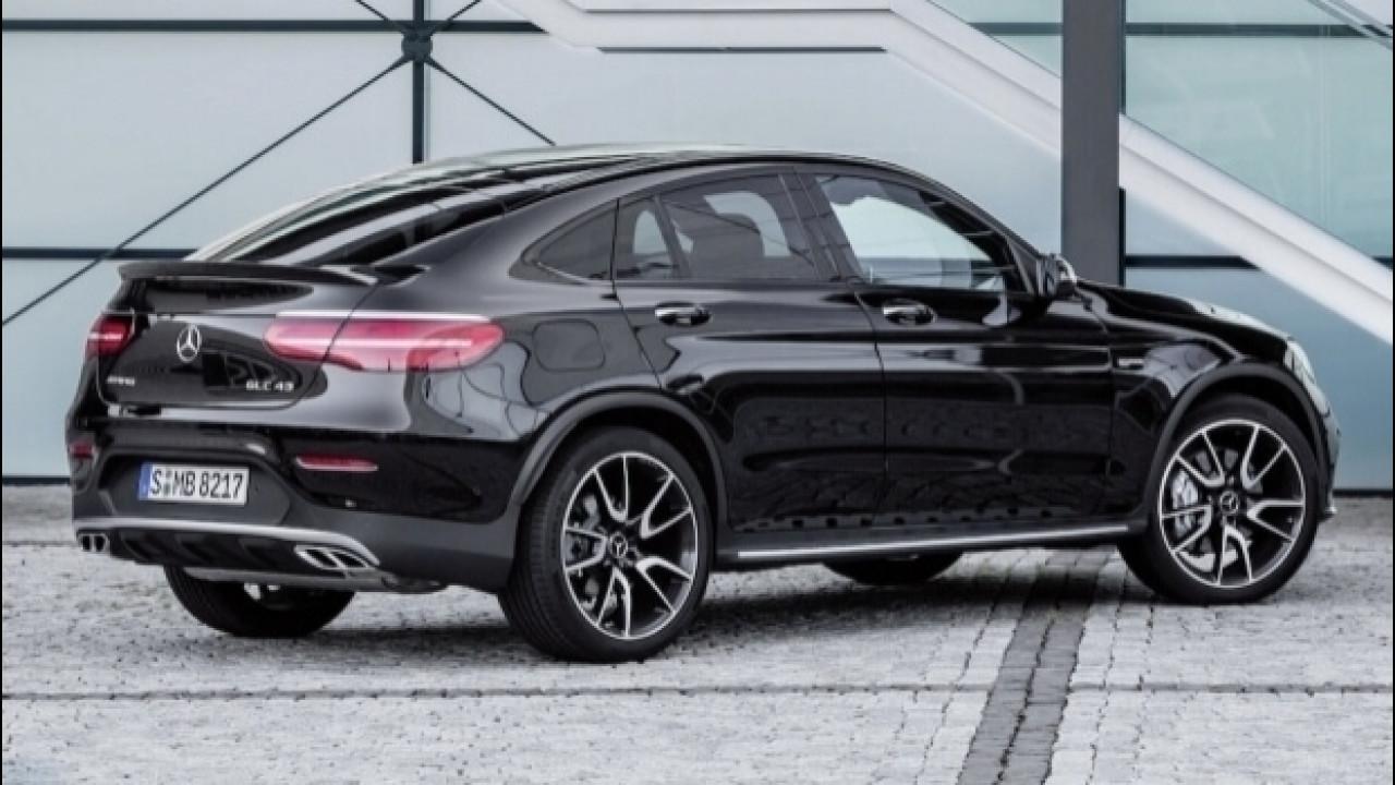 [Copertina] - Mercedes-AMG GLC Coupé, tra moda e cattiveria