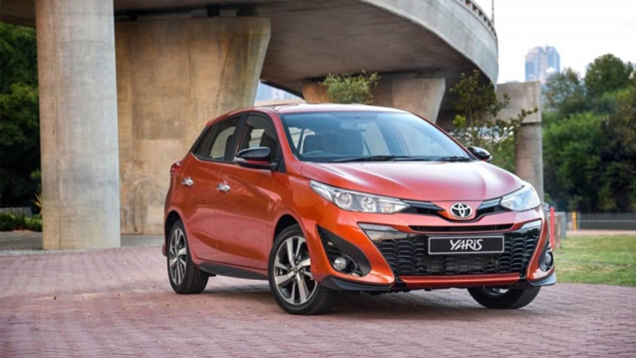 Toyota Yaris 2018 - O que é?
