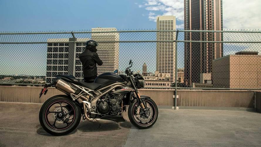 Triumph Announces Smarter, Sexier, Better Speed Triple