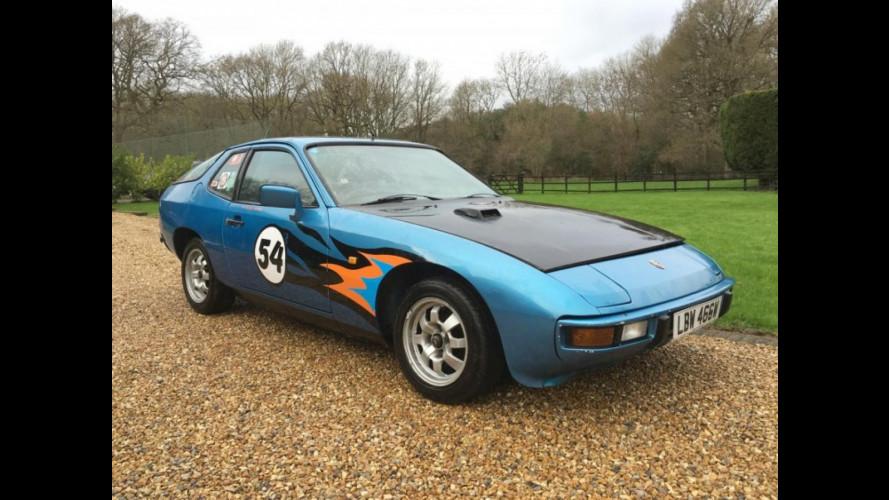 La Porsche 924 di Richard Hammond è stata venduta all'asta