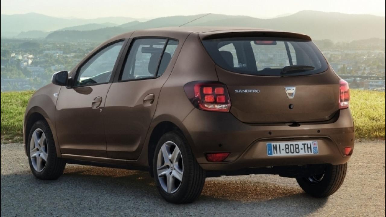 [Copertina] - Dacia Sandero, con il restyling diventa più chic