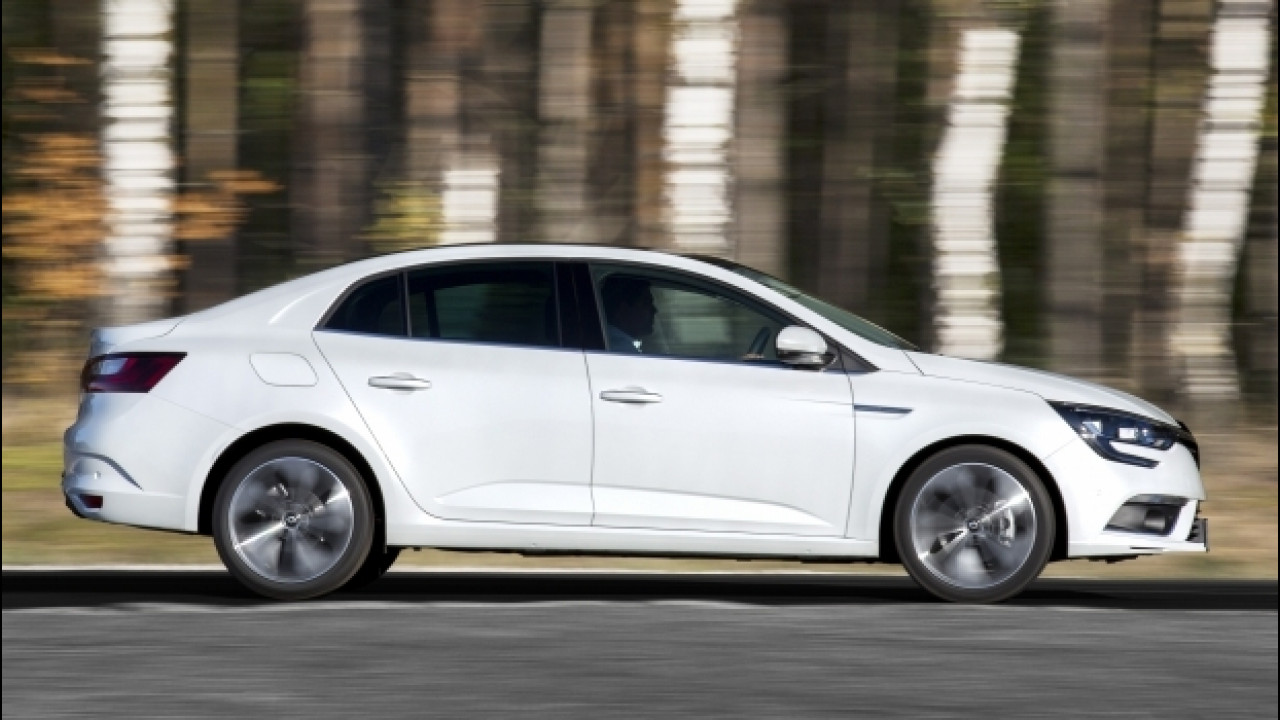 [Copertina] - Renault Megane Grand Coupé, non chiamatela berlina