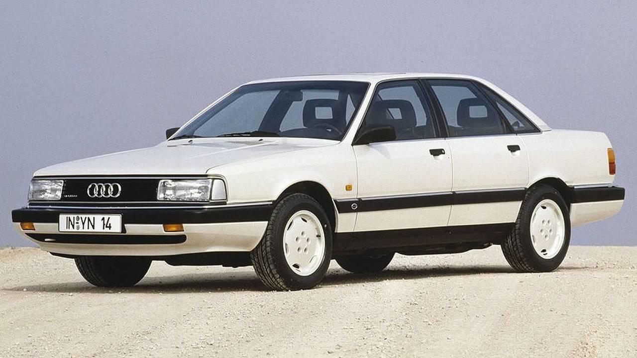 Audi 200 quattro 20V (1990)