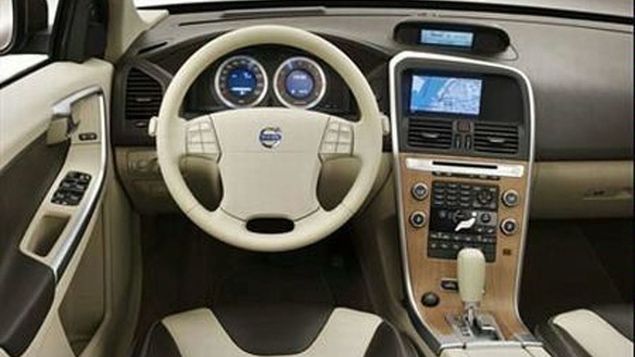 Volvo Xc60 Interior Motor1 Com Photos