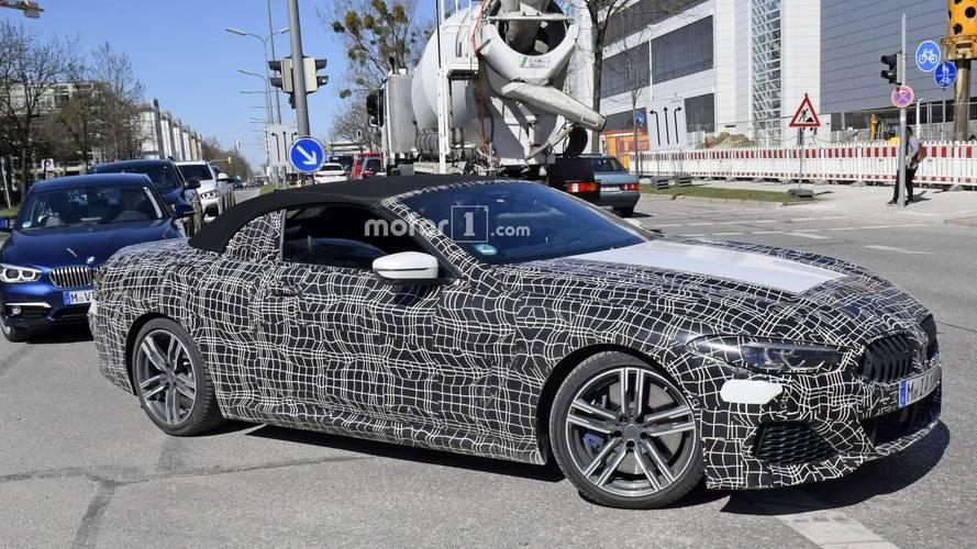 La prochaine BMW Série 8 surprise en Cabriolet